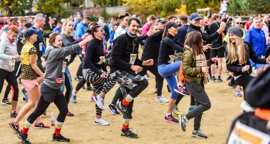 Setki biegaczy pobiegło w rytmie serca