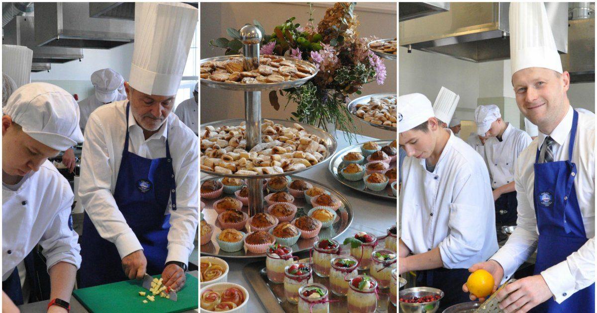 Kuźnia talentów dla kucharzy i hotelarzy