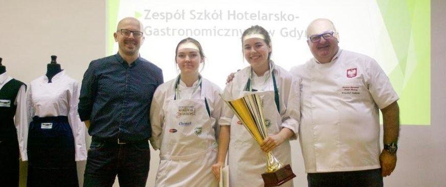 Kulinarne Grand Prix dla gdyńskiego gastronomika