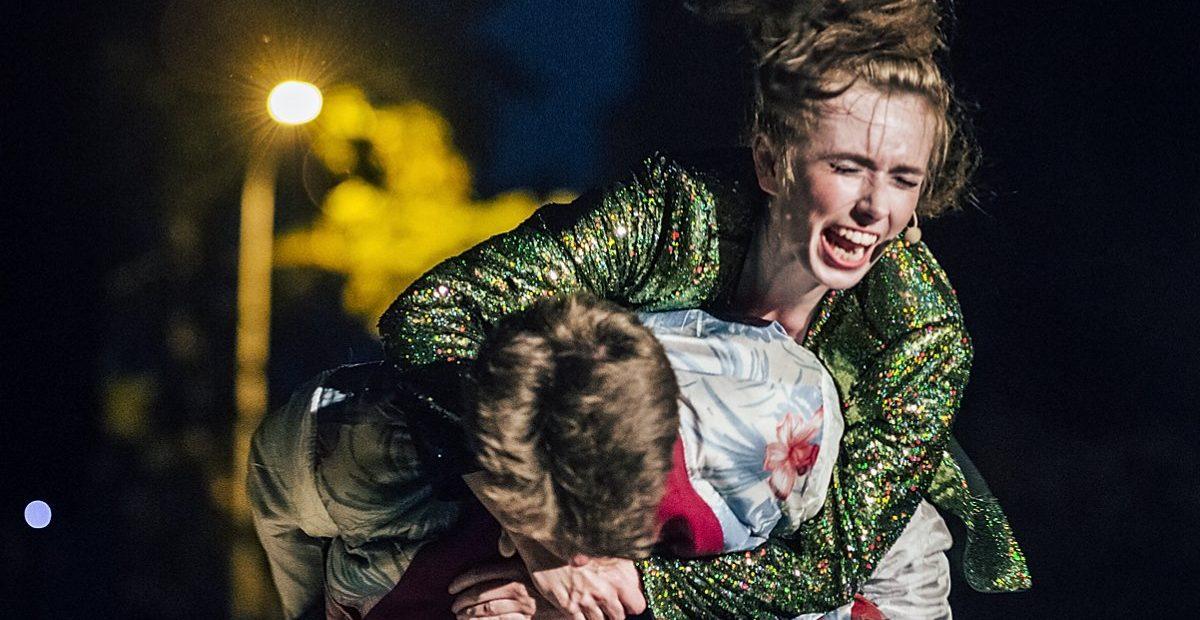 """Teatr reaguje – lekcje teatralne przeciw """"mowie nienawiści"""""""